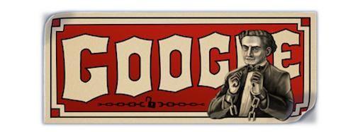 Is Harry Houdini de mooiste Google Doodle ooit ?