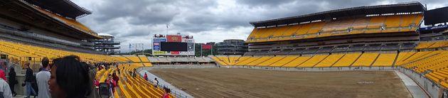 ISEF2015 INTEL Pittsburgh welcome night Heinz field