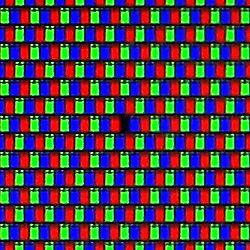J-Column: Dode pixels