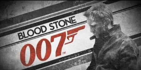 James Bond: Blood Stone mist license to kill