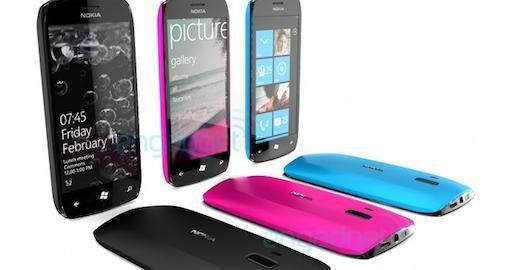 Je kon er op wachten : Nokia Windows Phone 7