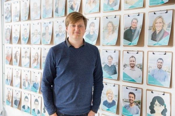 Jeroen de Wit (CEO Teamleader)