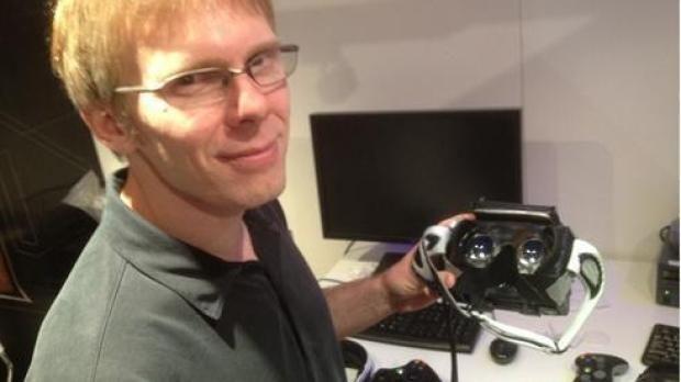 John Carmack nu echt weg bij id Software