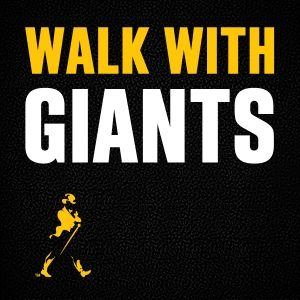 Johnnie Walker blijft inspireren met Walk With Giants-campagne