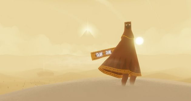 Journey is hemels (en verplichte kost voor PS3-eigenaars)