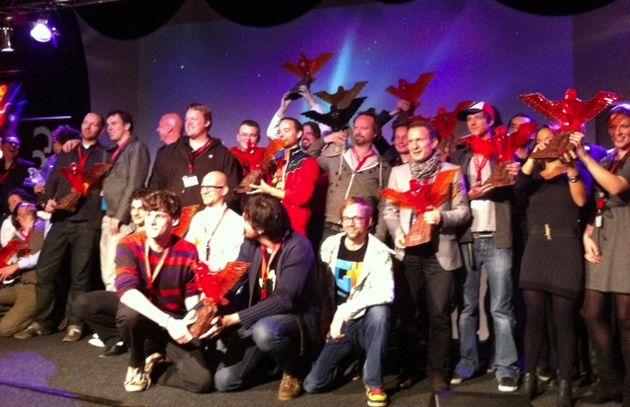 Killzone 3 grote winnaar Dutch Game Awards 2011
