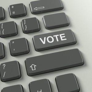 Kwart van de Amerikaanse stemmers deelde hun stem via social media