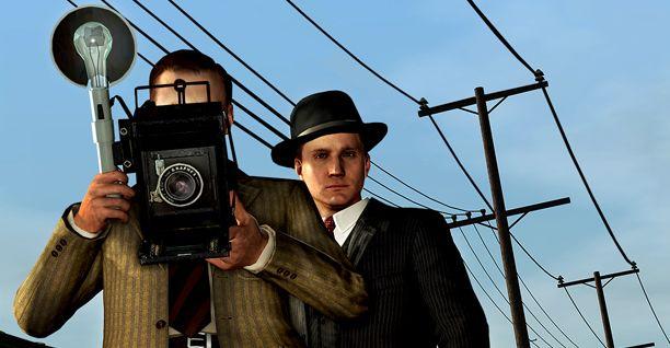 L.A. Noire zit vol prachtig gezichtsbedrog