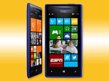 Lancering Windows Phone 8