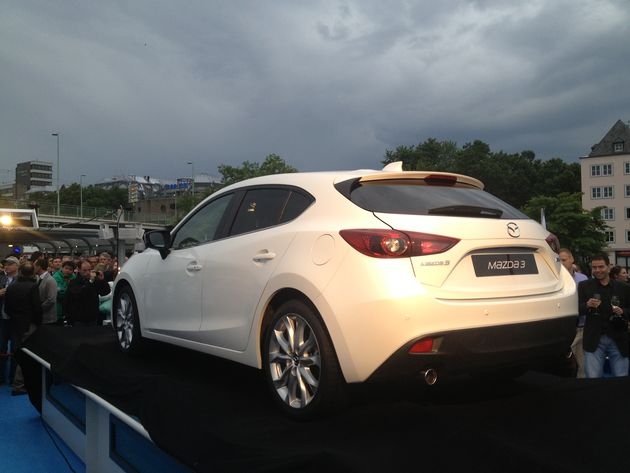 Launch event Mazda 3 draait om 'connectivity'