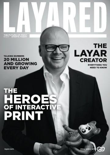 Layar Creator brengt de kracht van interactieve print binnen ieders handbereik