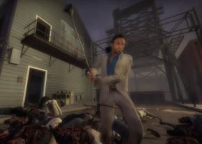 "Left 4 Dead 2 ""The Passing"" DLC deze week uit"