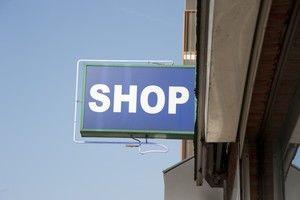Lege winkelstraten