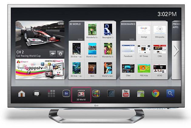 LG zal een Google TV lanceren op de CES