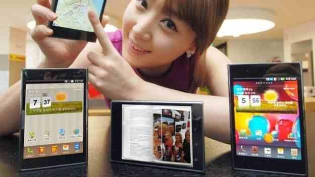 LG zet in op smartphones met focus op design