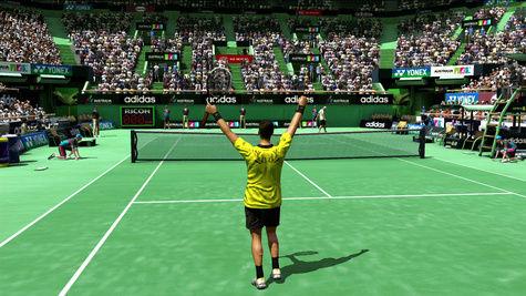 Like de GC Facebook pagina en win Virtua Tennis 4 plus een Playstation Move controller! [wedstrijd]