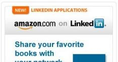 Linkedin goes open social