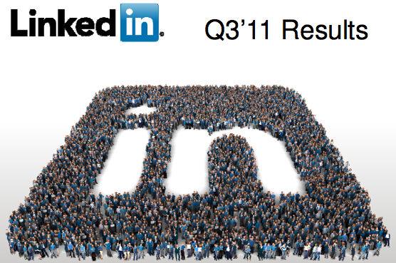 LinkedIn leden in een jaar gegroeid met 63%