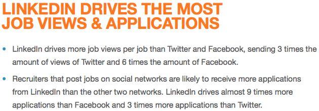 LinkedIn nog het meest interessante netwerk voor recruiters