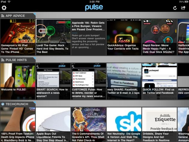 'LinkedIn van plan om Pulse News Reader over te nemen'