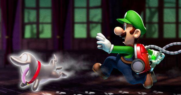 Luigi's Mansion 2: sympathiek spokenjagen
