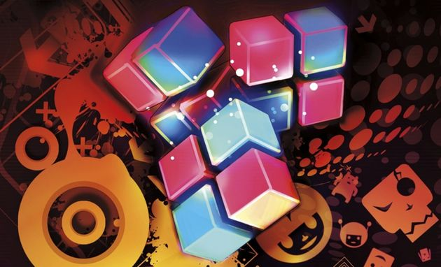 Lumines: Electronic Symphony is crack voor op je Vita