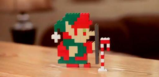 Maak je volgende kerst 8-bit