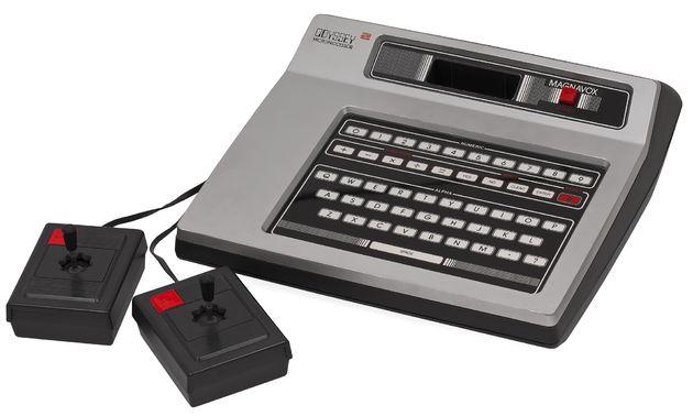 Magnavox-Odyssey-2-Console-Set