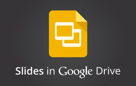 Maken, bewerken en presenteren met Google Slides offline