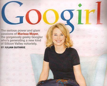 Marissa Mayer (ex-Google) nieuwe CEO Yahoo