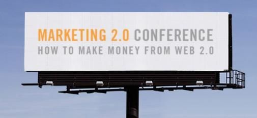 Marketing 2.0 5 en 6 mei in Parijs
