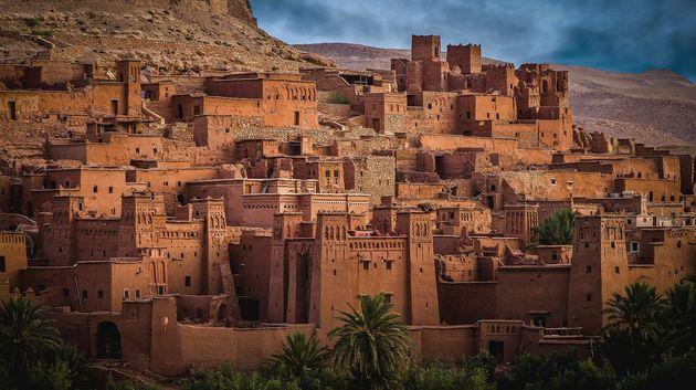 Marokko-Ait-Ben-Haddou