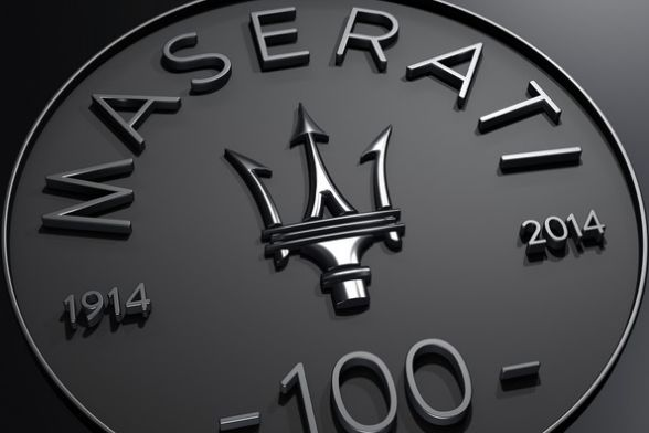 Maserati viert 100-jarig bestaan