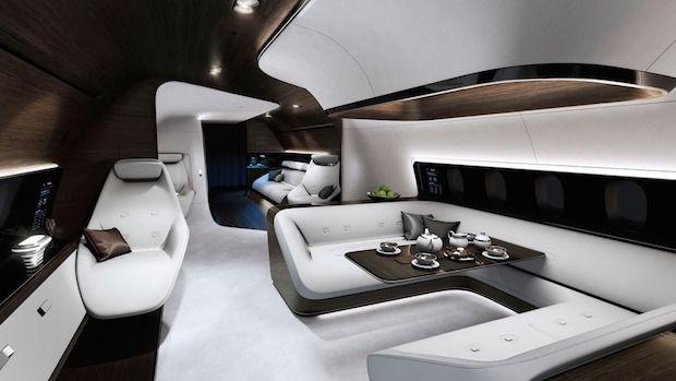 Mercedes en Lufthansa