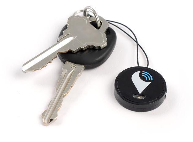 Met StickR TrackR ben je nooit meer je sleutels kwijt
