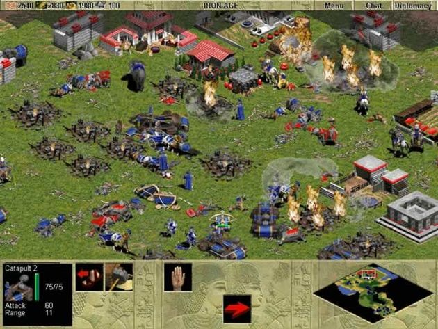 Microsoft: Er komt alleen een mobiele versie van Age of Empires