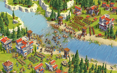 Microsoft kondigt Free-to-play Age of Empires Online aan