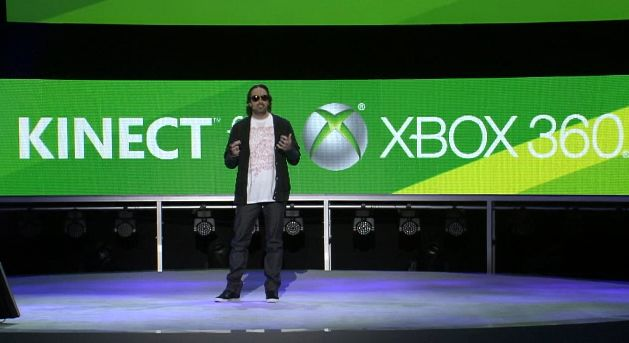 Microsoft Persconferentie: Kinect & co.
