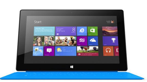 "Microsoft werkt aan 7"" Surface-tablet"