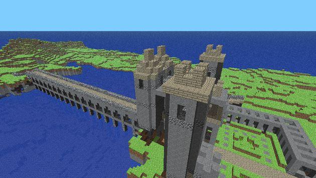 Minecraft verkoopt 2,5 miljoen stuks, hoopt dit jaar nog uit te komen