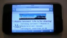 Mobiele sites gelanceerd