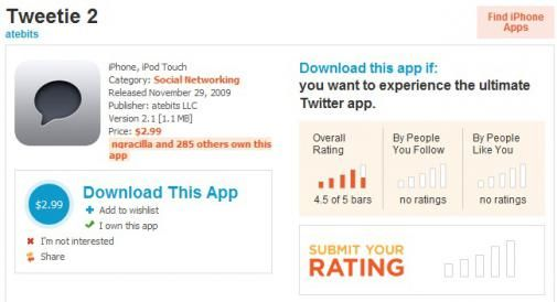 Mobile directory Appolicous goes social