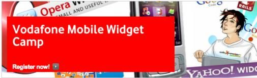 MobileWidgetCamp, develop your widget!
