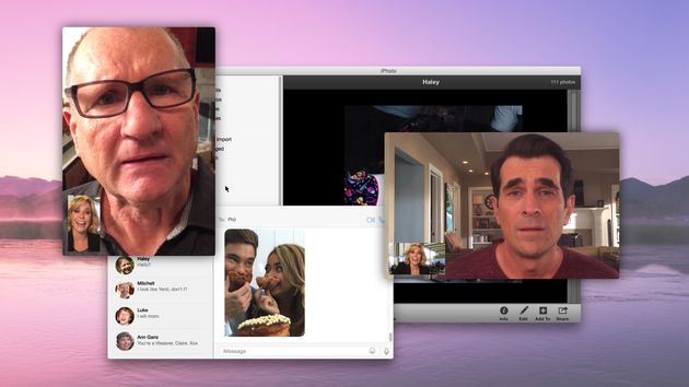 modern family connection lost 3
