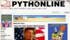 Monty Python online