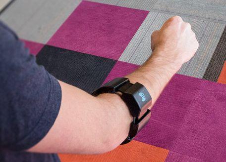 Myo: volgende stap op gebied van Wearable Gesture Control