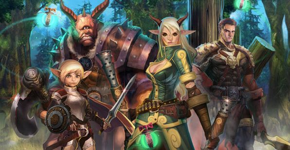 Mythos Europe: Free to Play MMO vind het 'nice to meat you'
