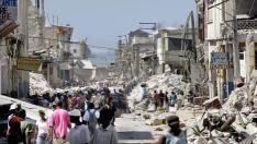 Nederland in het teken van Haïti