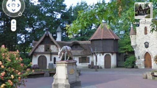 Nederlandse attracties toegevoegd aan Street View
