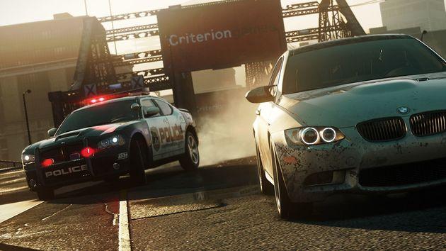 Need for Speed Most Wanted is racen voor filistijnen (zoals ik)